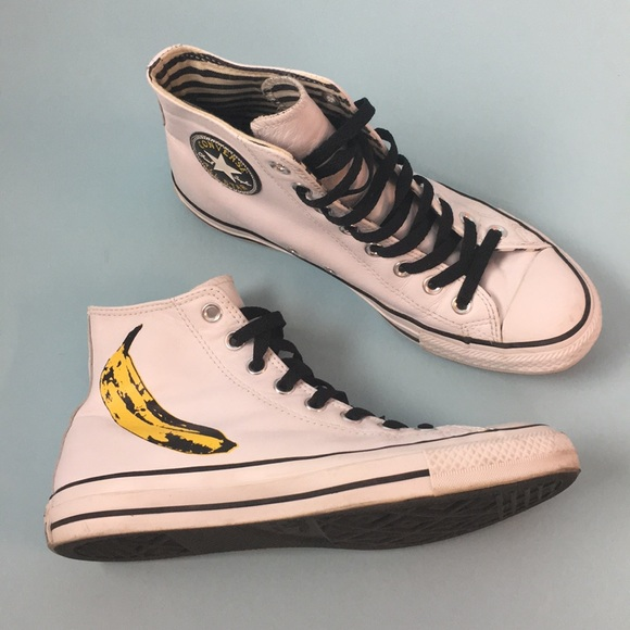 Converse Shoes   Andy Warholvelvet